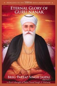 Cover Eternal Glory of Guru Nanak