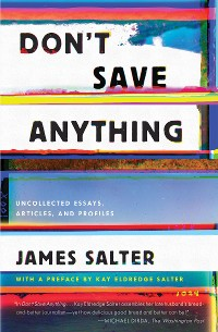 Cover Don't Save Anything