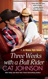 Cover Three Weeks With A Bull Rider