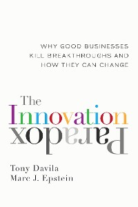 Cover The Innovation Paradox