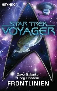 Cover Star Trek - Voyager: Frontlinien