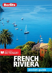 Cover Berlitz Pocket Guide French Riviera
