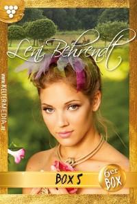 Cover Leni Behrendt Jubiläumsbox 5 - Liebesroman