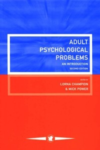 Cover Adult Psychological Problems