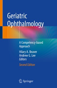 Cover Geriatric Ophthalmology