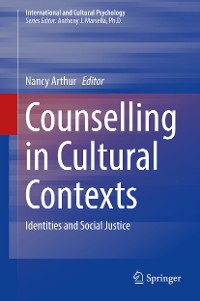Cover Counselling in Cultural Contexts
