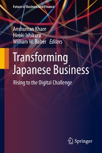 Cover Transforming Japanese Business