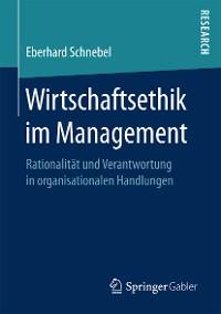 Cover Wirtschaftsethik im Management