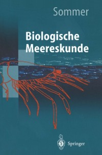 Cover Biologische Meereskunde