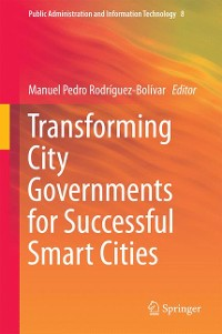 Cover Transforming City Governments for Successful Smart Cities
