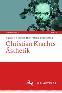 Cover Christian Krachts Ästhetik