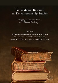 Cover Foundational Research in Entrepreneurship Studies