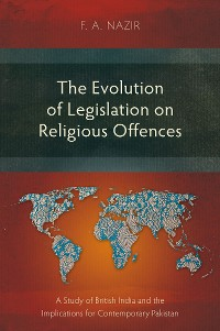 Cover The Evolution of Legislation on Religious Offences