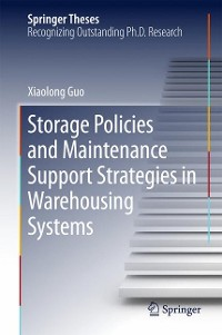 Cover Storage Policies and Maintenance Support Strategies in Warehousing Systems