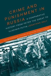 Cover Crime and Punishment in Russia