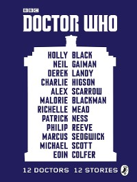 Cover 12 Doctors 12 Stories