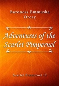 Cover Adventures of the Scarlet Pimpernel