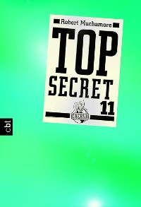 Cover Top Secret 11 - Die Rache