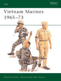 Cover Vietnam Marines 1965 73