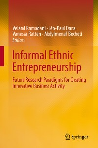 Cover Informal Ethnic Entrepreneurship