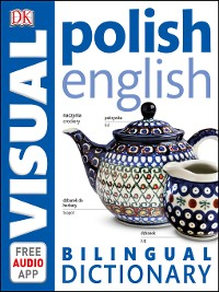 Cover Polish-English Bilingual Visual Dictionary