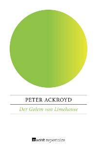 Cover Der Golem von Limehouse