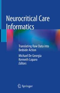 Cover Neurocritical Care Informatics