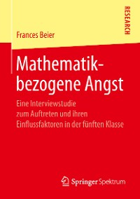 Cover Mathematikbezogene Angst