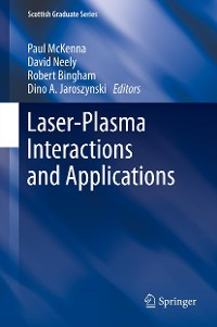 Cover Laser-Plasma Interactions and Applications