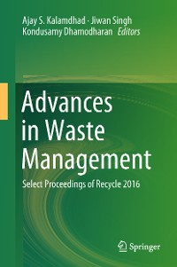 Cover Advances in Waste Management