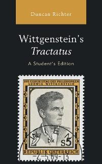 Cover Wittgenstein's Tractatus