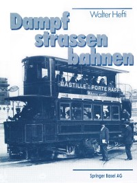 Cover Dampf-Strassenbahnen