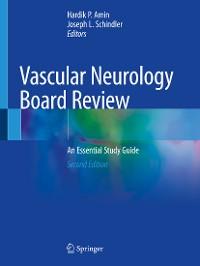 Cover Vascular Neurology Board Review