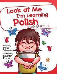 Cover Look At Me I'm Learning Polish