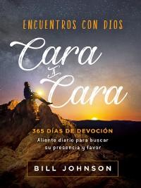 Cover Encuentros con Dios  cara a cara / Meeting God Face to Face