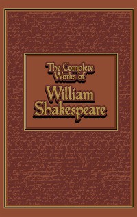 Cover Complete Works of William Shakespeare