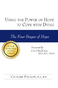 Cover Using the Power of Hope to Cope with Dying