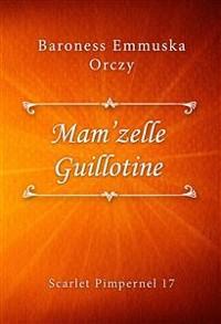 Cover Mam'zelle Guillotine