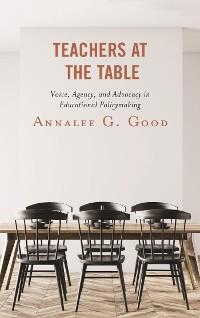 Cover Teachers at the Table