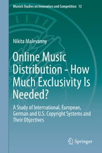 Cover Online Music Distribution - How Much Exclusivity Is Needed?
