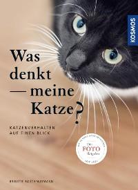 Cover Was denkt meine Katze