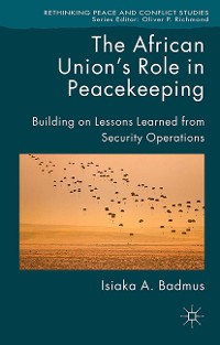 Cover The African Union's Role in Peacekeeping