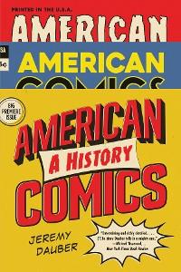 Cover American Comics: A History