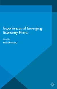 Cover Experiences of Emerging Economy Firms