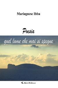 Cover Poesia - quel lume che mai si spegne