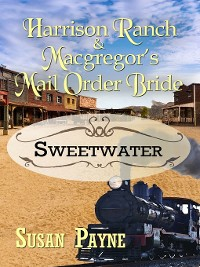 Cover Harrison Ranch / Macgregor's Mail Order Bride