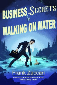Cover Business Secrets for Walking on Water