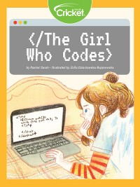 Cover The Girl Who Codes