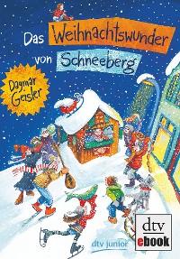 Cover Das Weihnachtswunder von Schneeberg