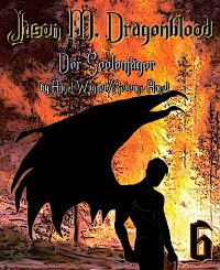 Cover Jason M. Dragonblood 6